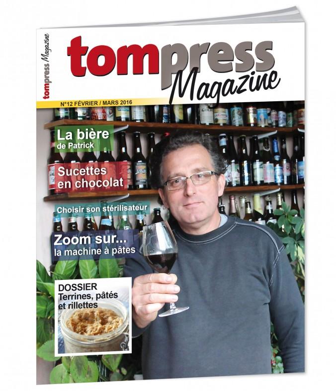 Tom Press Magazine février-mars 2016