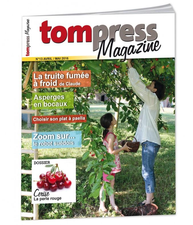 Tom Press Magazine avril-mai 2016